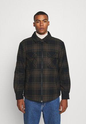 ALAN CHECK - Light jacket - rails/black