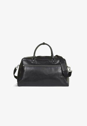 ALBERT  - Weekend bag - black