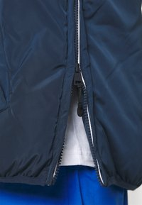 Champion - HOODED JACKET - Giacca invernale - navy - 3
