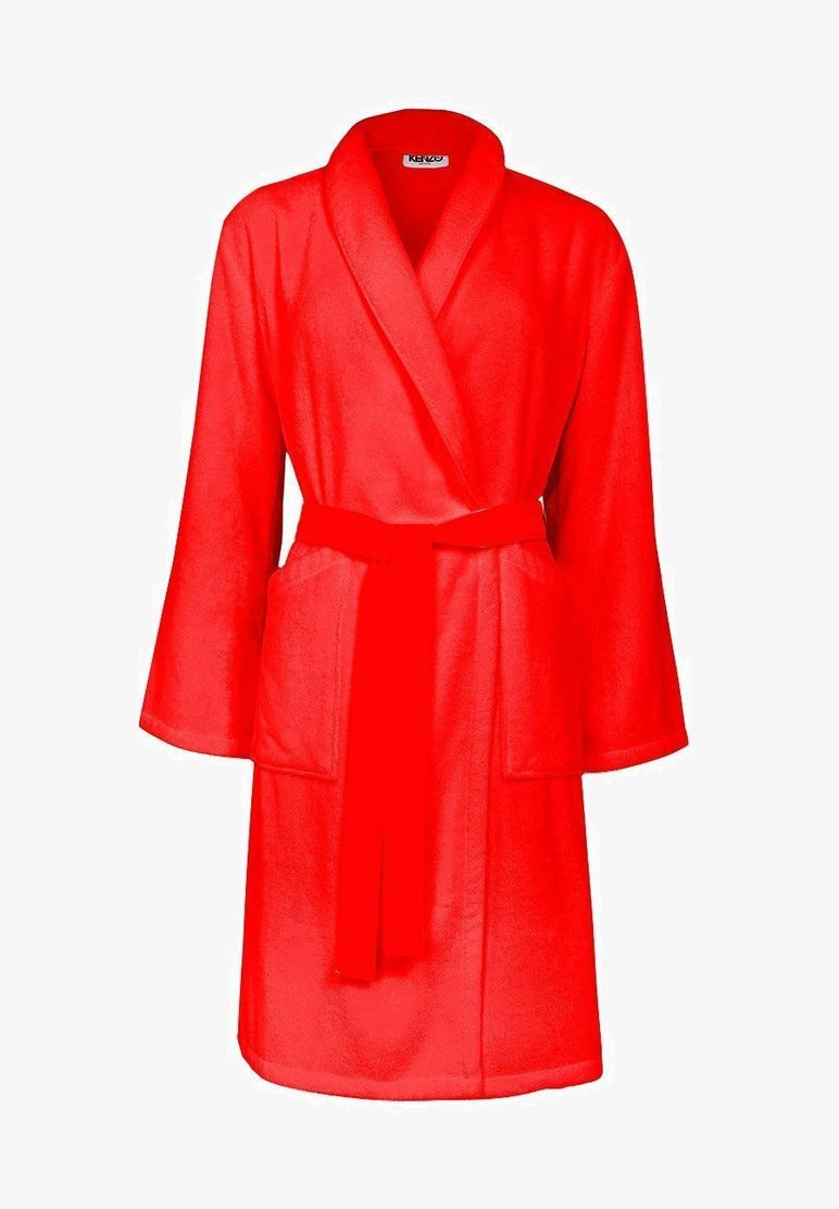 Kenzo - Dressing gown - red