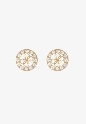 MINIATURE - Earrings - gold-coloured