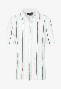 Common Kollectiv - UNISEX STRIPED SHORT SLEEVE - Shirt - white - 3