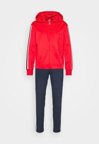 Champion - HOODED FULL ZIP SUIT LEGACY - Chándal - red - 7