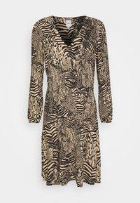IHVERA - Day dress - oxford tan