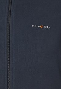 Marc O'Polo - JACKET - Zip-up hoodie - total eclipse - 5