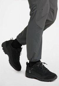Haglöfs - Hiking shoes - true black - 0