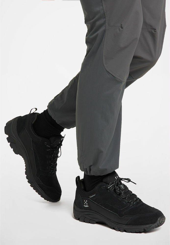 Haglöfs - Hiking shoes - true black