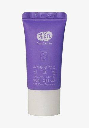 SUN CREAM SPF 50 - Zonnebrandcrème - -