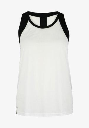 LEVINDA - Sports shirt - white