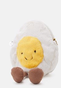 Jellycat - AMUSEABLE HAPPY BOILED EGG BAG - Handbag - white - 2