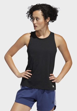 DESIGNED2MOVE AEROREADY TANK - Top - black