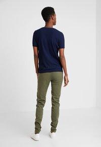 KIOMI TALL - Basic T-shirt - maritime blue - 2