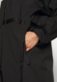 adidas Performance - URBAN RAIN - Parka - black - 6