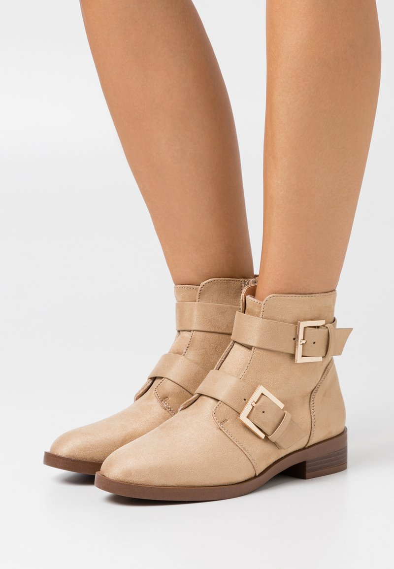 Even&Odd - Classic ankle boots - cognac