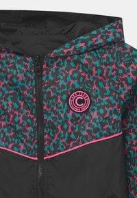 Cars Jeans - RECA REVERSABLE - Light jacket - fuchsia - 3