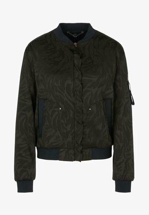Bomber Jacket - deep forest