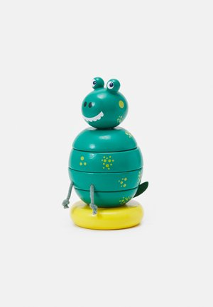DINO STACKING TOY UNISEX - Lelu - blue