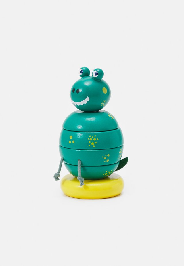 DINO STACKING TOY UNISEX - Giocattolo - blue