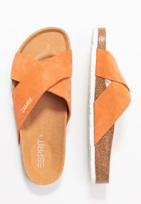 Esprit - MOLLY  - Mules - rust orange - 3