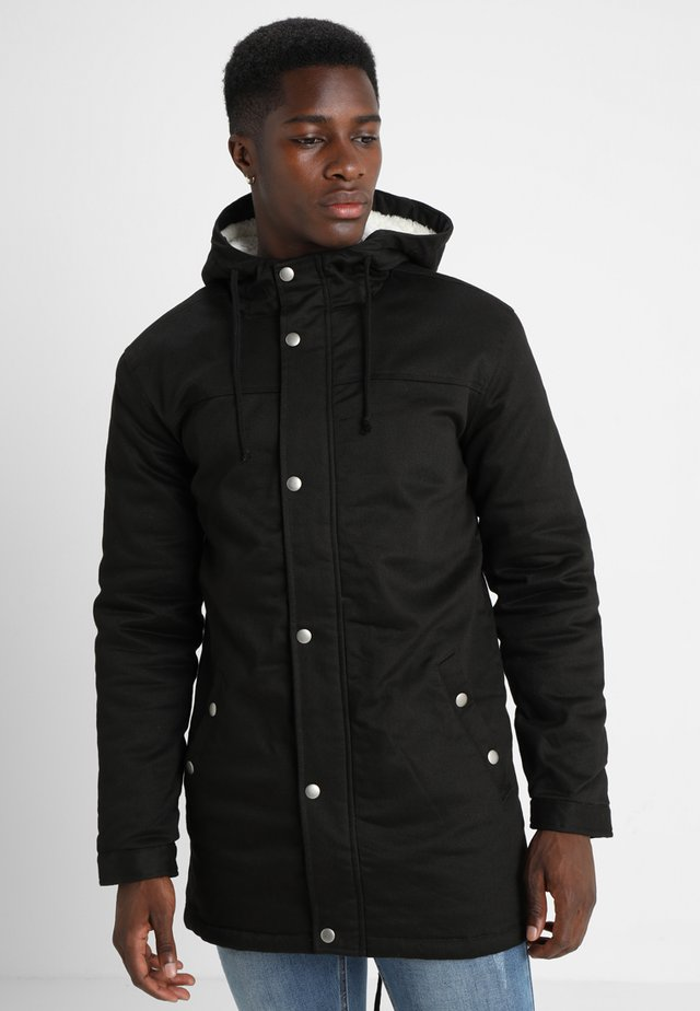 ONSALEX TEDDY - Parka - black