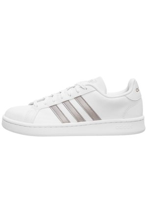 Trainers - footwear white / platin metallic