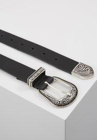TOM TAILOR DENIM - Belt - black - 2