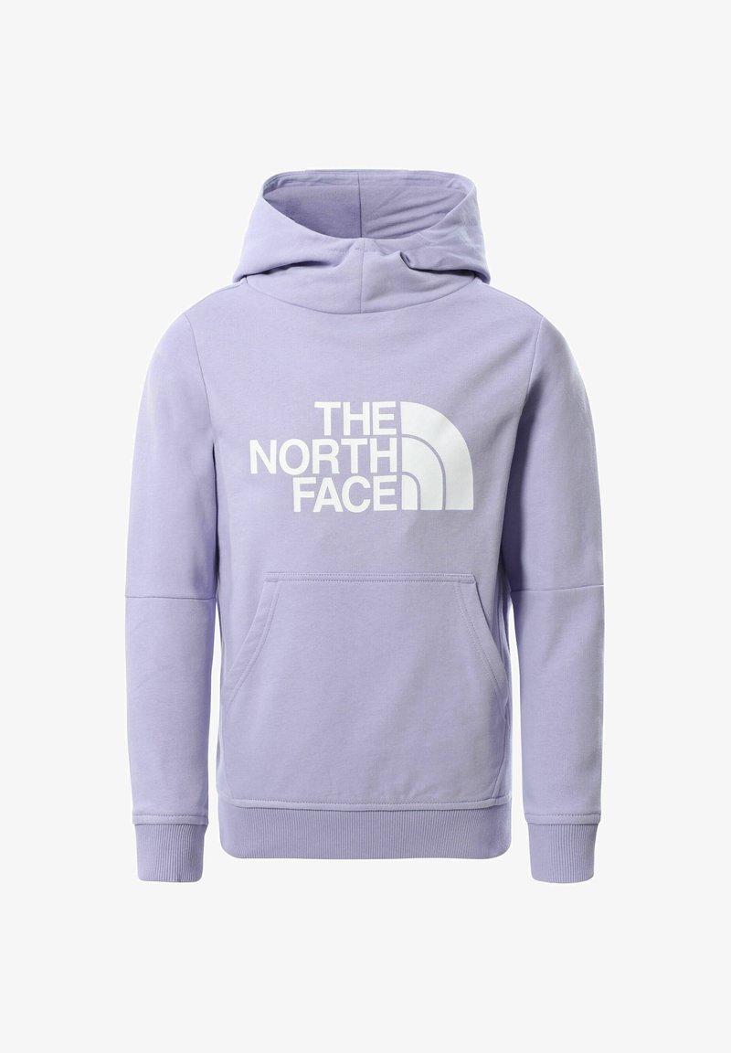 The North Face - G DREW PEAK P/O HOODIE 2.0  - Felpa con cappuccio - flieder