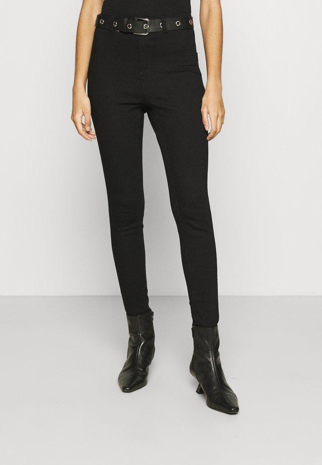 LYLA - Skinny džíny - black