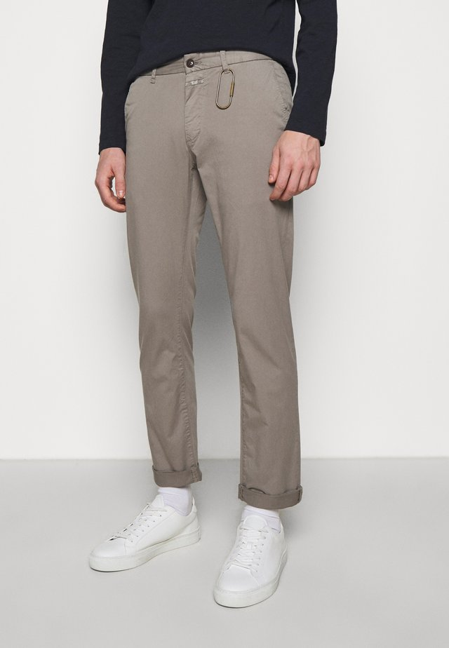 CLIFTON  - Trousers - cobble grey