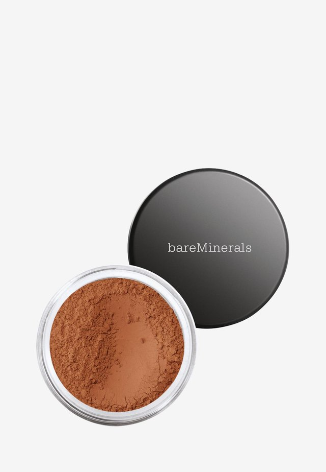 ALL-OVER FACE COLOUR - Puder - warmth