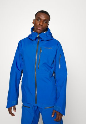 LOFOTEN GORE TEX JACKET  - Hardshell jacket - olympian blue