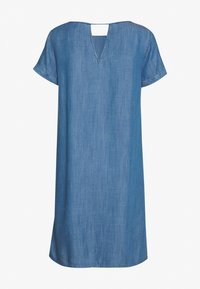 Esprit - INDIGO - Day dress - blue medium wash - 1