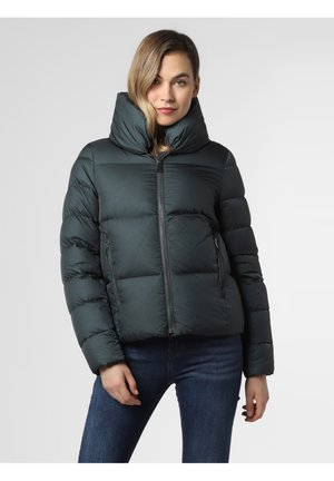 DOROTHEA - Down jacket - tanne