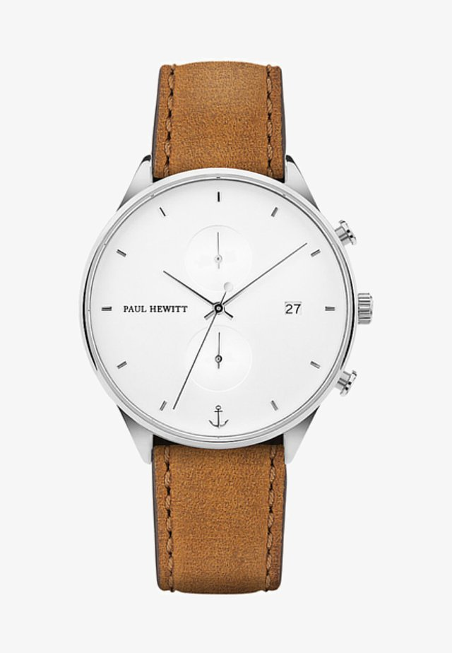 CHRONO LINE - Watch - brown