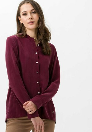 VAL - Button-down blouse - pink