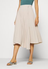 EDITED - NORA SKIRT - A-Linien-Rock - beige - 0