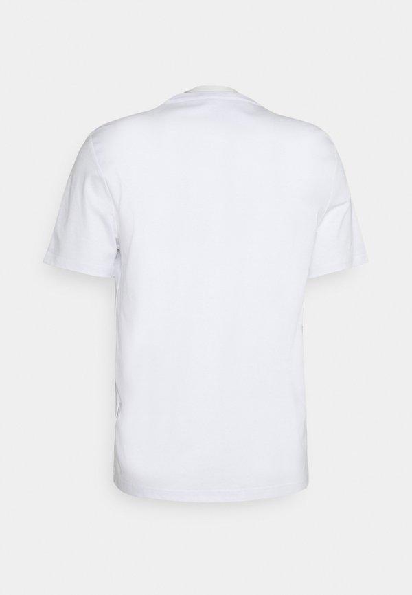 Tiger of Sweden OLAF - T-shirt basic - pure white/biały Odzież Męska RTUB