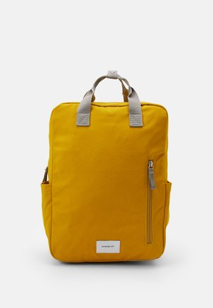 KNUT UNISEX - Reppu - yellow/grey