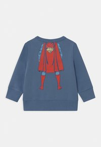 GAP - TODDLER BOY SUPERMAN CREW - Sweatshirt - bainbridge blue - 1