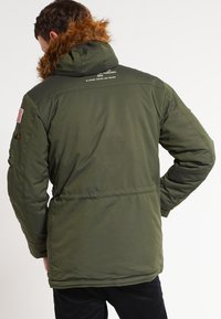 Alpha Industries - Parka - dark green - 2