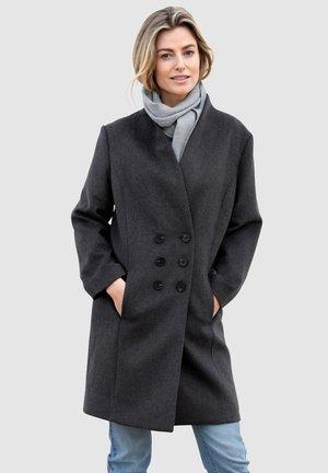 Short coat - dunkelgrau