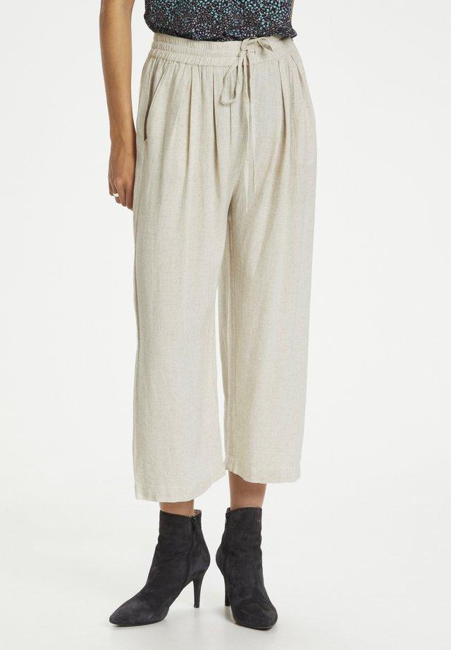 Pantaloni - creme