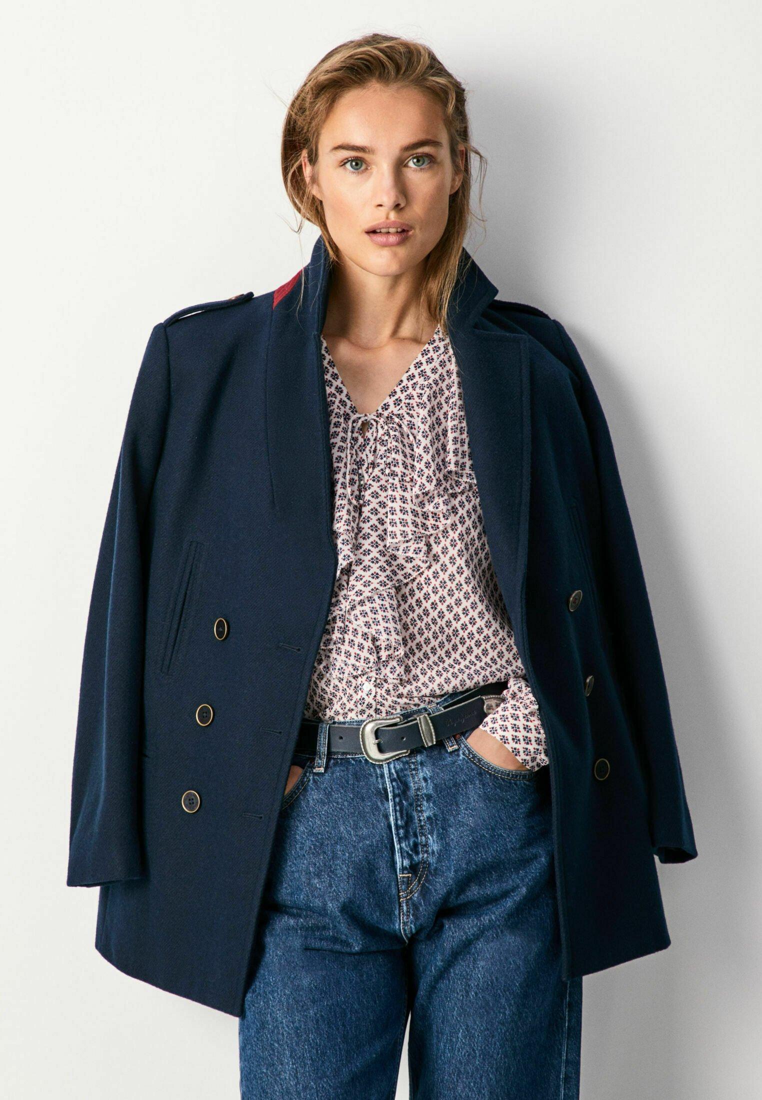 Donna DANIELA - Cappotto corto