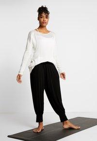Deha - MANICA LUNGA - Långärmad tröja - white - 1