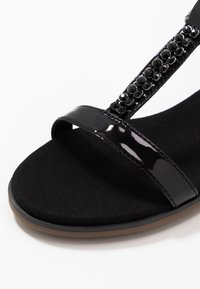 Clarks - BAY ROSA - Sandals - black - 6