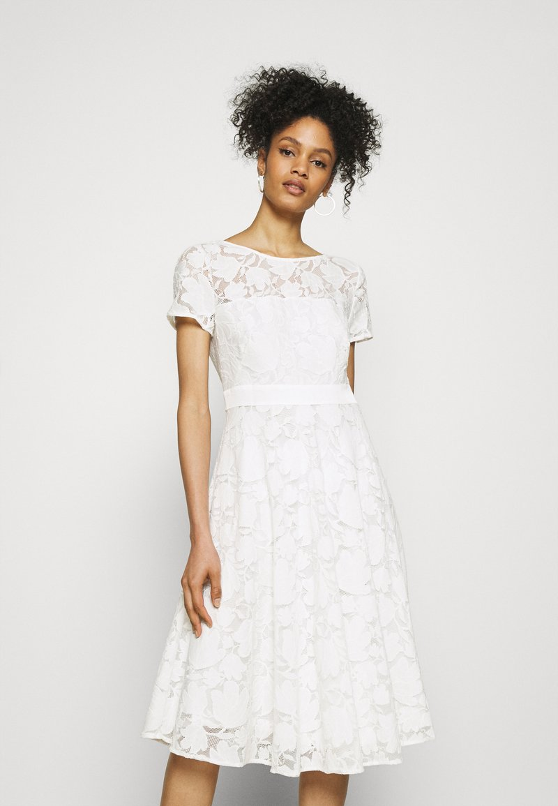 Esprit Collection - Cocktail dress / Party dress - off white