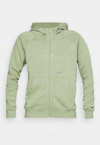 Nike Sportswear - HOODIE  - Zip-up sweatshirt - oil green - 3