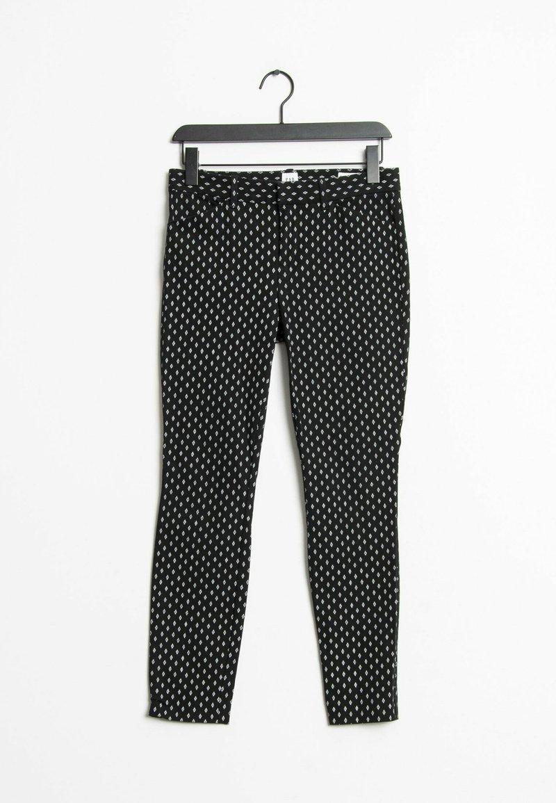 GAP - Trousers - black