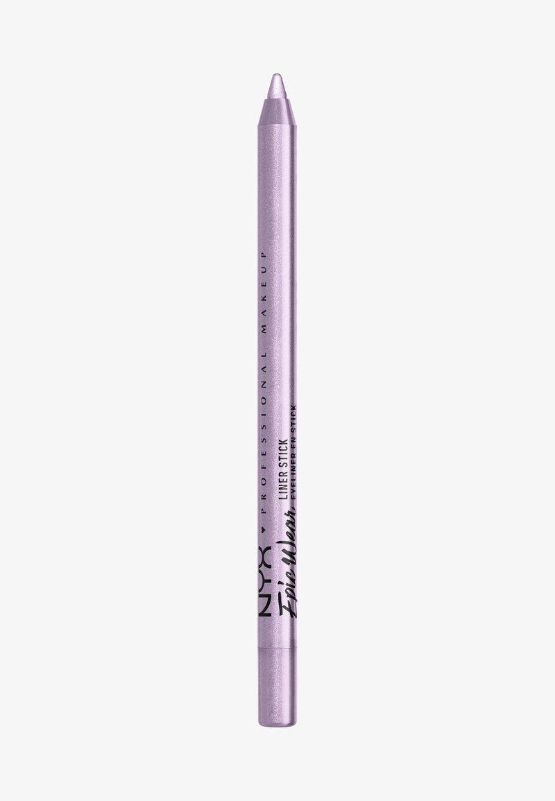 Nyx Professional Makeup - EPIC WEAR LINER STICKS - Eyeliner - 14 periwinkle pop