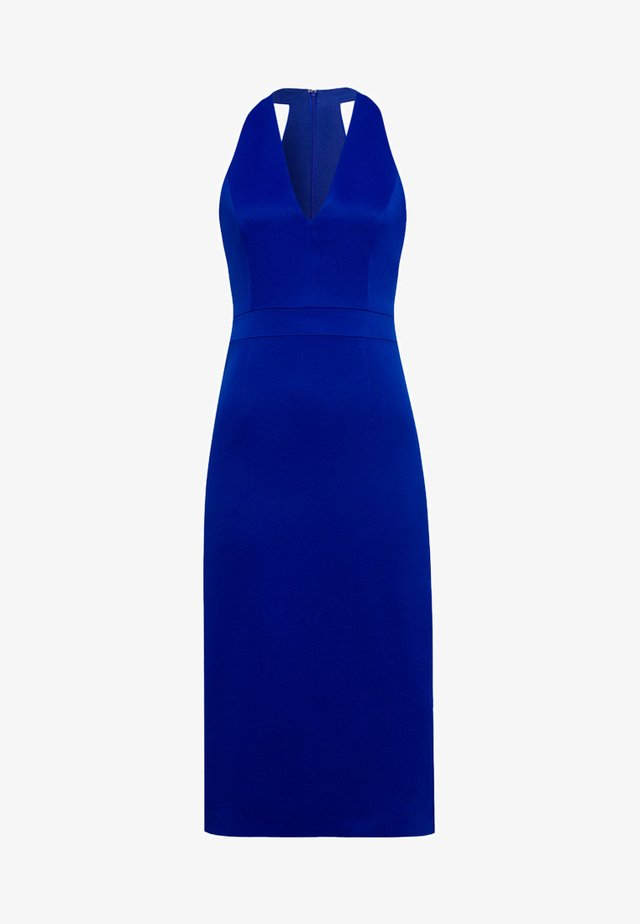 Shift dress - illuminated blue